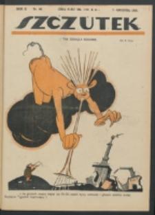 Szczutek. R. 2, nr 49 (1919)