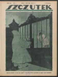 Szczutek. R. 3, nr 1 (1920)