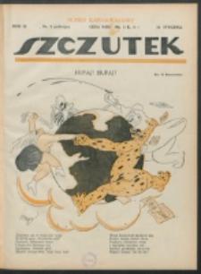 Szczutek. R. 3, nr 3 (1920)