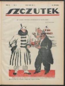 Szczutek. R. 3 , nr 5 (1920)