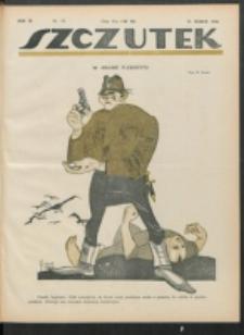 Szczutek. R. 3, nr 12 (1920)
