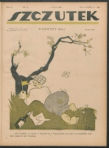 Szczutek. R. 3, nr 18 (1920)