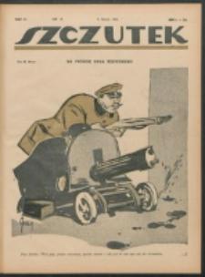 Szczutek. R. 3, nr 19 (1920)