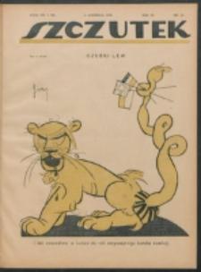 Szczutek. R. 3, nr 23 (1920)