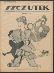 Szczutek. R. 3, nr 25 (1920)