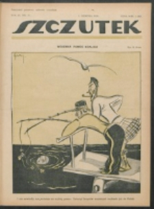 Szczutek. R. 3, nr 31 (1 sierpnia 1920)