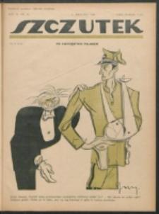 Szczutek. R. 3, nr 36 (1920)