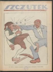 Szczutek. R. 4 , nr 5 (1921)