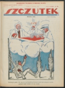 Szczutek. R. 4 , nr 7 (1921)