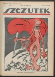 Szczutek. R. 4, nr 11 (1921)