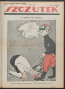 Szczutek. R. 4, nr 12 (1921)