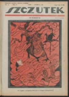 Szczutek. R. 4, nr 14 (1921)