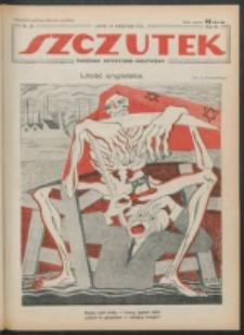 Szczutek. R. 4, nr 18 (1921)