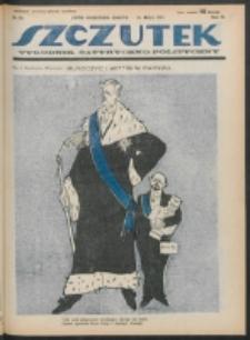 Szczutek. R. 4, nr 22 (1921)
