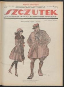 Szczutek. R. 4, nr 24 (1921)