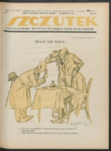 Szczutek. R. 4, nr 27 (1921)