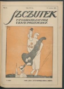 Szczutek. R. 2, nr 15 (1919)