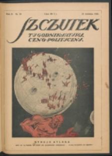 Szczutek. R. 2, nr 16 (1919)