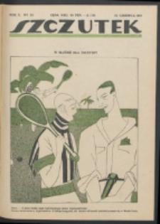 Szczutek. R. 2, nr 25 (1919)