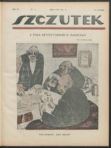 Szczutek. R. 3 , nr 7 (1920)