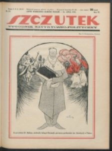 Szczutek. R. 4, nr 29 (1921)