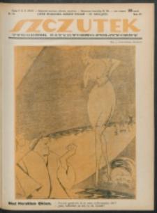 Szczutek. R. 4, nr 31 (1921)