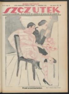 Szczutek. R. 4, nr 37 (1921)