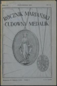 Rocznik Mariański. R. 7, nr 10 (1931)