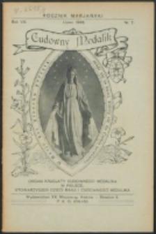 Rocznik Mariański. R. 8, nr 7 (1932)