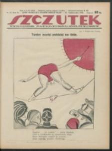 Szczutek. R. 4, nr 42 (1921)