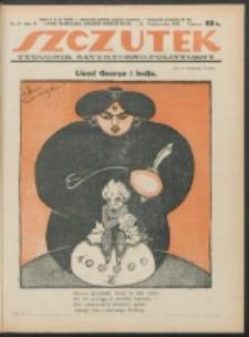 Szczutek. R. 4 , nr 43 (1921)