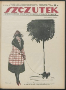 Szczutek. R. 4, nr 44 (1921)