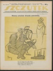 Szczutek. R. 4, nr 45 (1921)