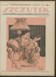 Szczutek. R. 4, nr 47 (1921)