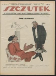 Szczutek. R. 4, nr 49 (1921)