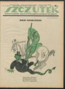 Szczutek. R. 4, nr 51 (1921)