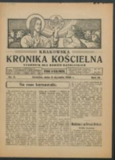 Krakowska Kronika Kościelna R. 2, nr 2 (1922)