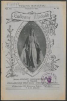 Rocznik Mariański. R. 8, nr 10 (1932)