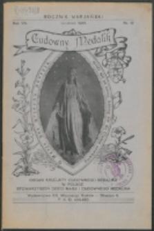 Rocznik Mariański. R. 8, nr 12 (1932)
