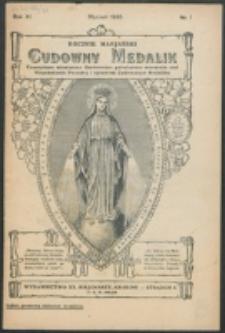 Rocznik Mariański. R. 11, nr 1 (1935)