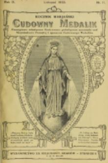 Rocznik Mariański. R. 9, nr 11 (1933)