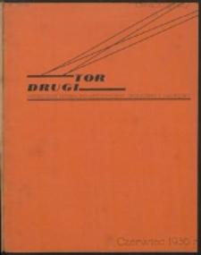 Drugi Tor. R. 1, nr 1 (1936)