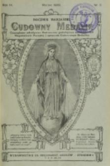 Rocznik Mariański. R. 9, nr 3 (1933)