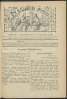 Die Katholische Familie. R. 6, no. 5 (1899)