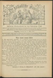Die Katholische Familie. R. 6, no. 11 (1899)