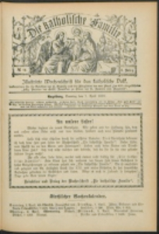 Die Katholische Familie. R. 6, no. 14 (1899)