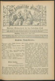 Die Katholische Familie. R. 6, no. 15 (1899)