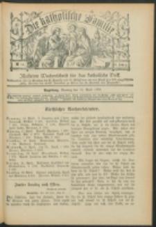 Die Katholische Familie. R. 6, no. 16 (1899)
