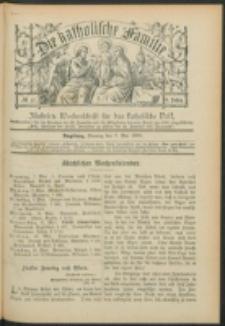 Die Katholische Familie. R. 6, no. 19 (1899)