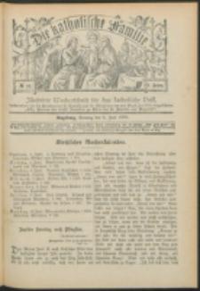 Die Katholische Familie. R. 6, no. 23 (1899)